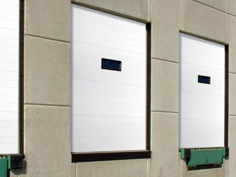 Commercial Overhead Door Installation Services Michigan and Indiana