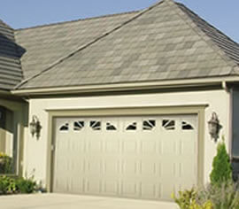 Residential garage door sales and services Indiana